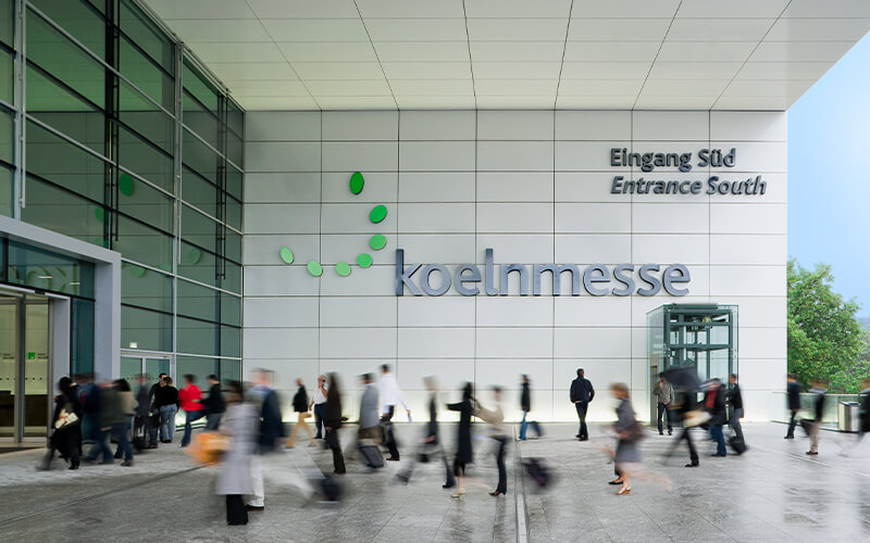 Case Study Koelnmesse Website Slide mobile